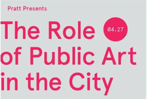 Public Art in the City: A Conversation on New Subway Art Installations  | Events Calendar