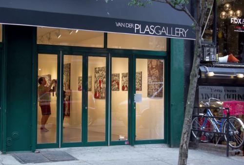 Venue profile for Van der Plas Gallery