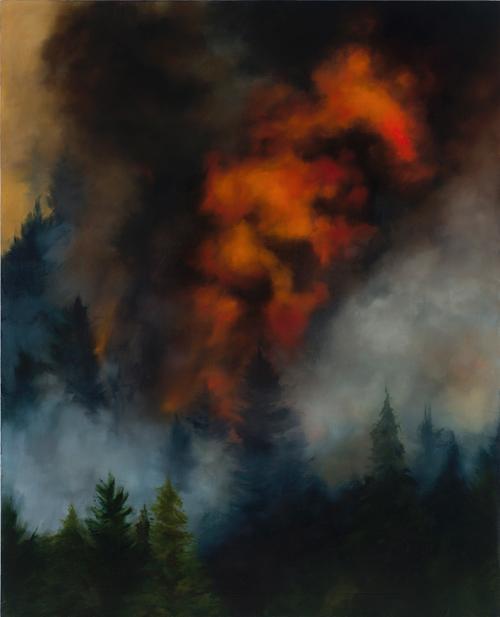 Elements A two person exhibition featuring Karen Marston & Carol Salmanson | Events Calendar