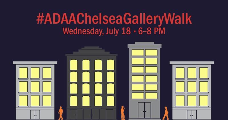 Chelsea Gallery Walk Hosted by Over 30 Galleries | Events Calendar