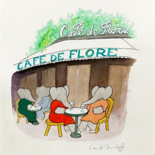 "Laurent de Brunhoff ""Babar's Guide to Paris"" | Events Calendar"