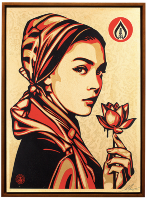 Young New Yorkers Benefit Auction Celebrating the Art and Activism of Shepard Fairey | Events Calendar