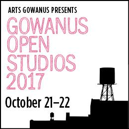 Gowanus Open Studios 2017 || Sat + Sun, October 21 - 22  | Events Calendar