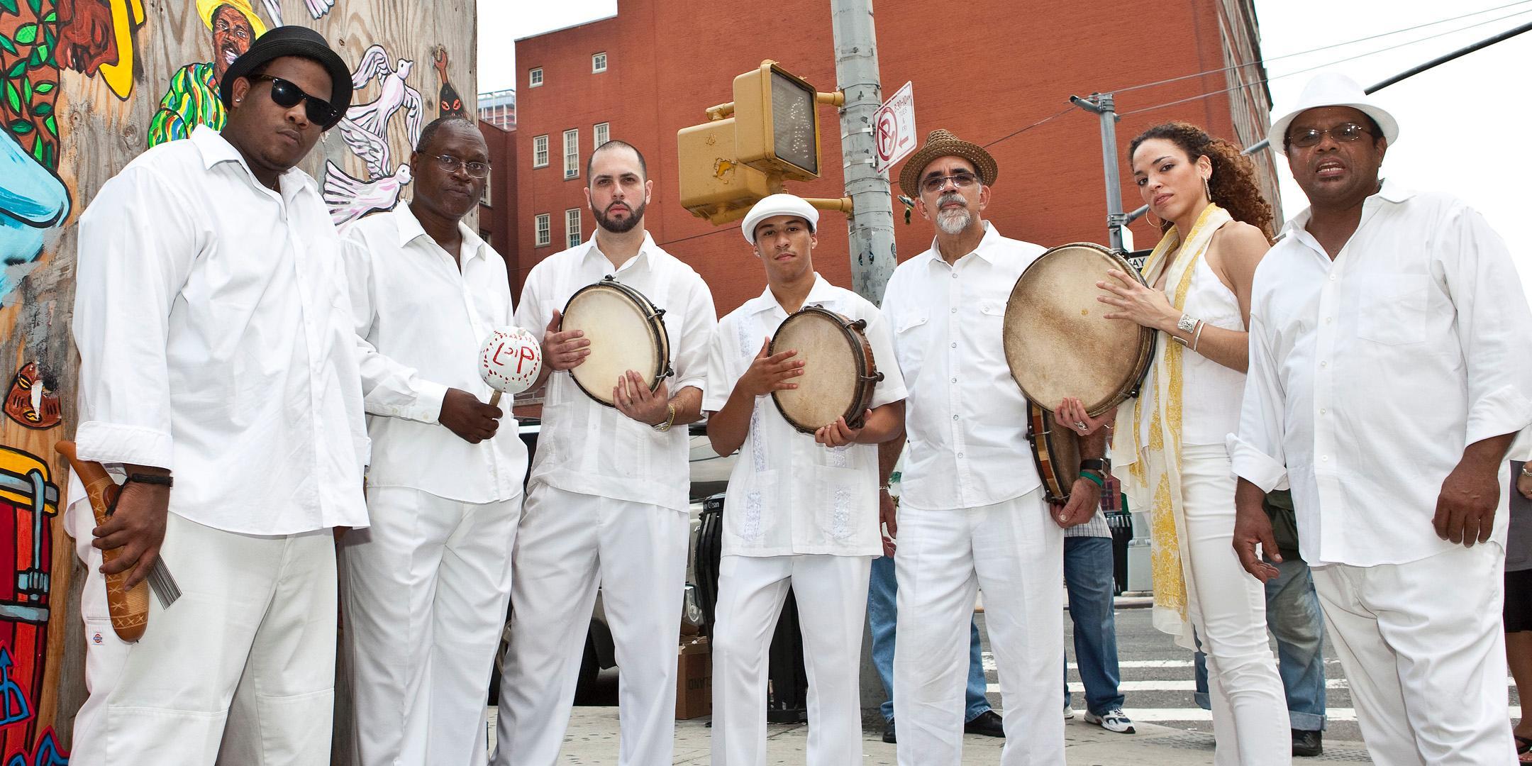 Los Pleneros de la 21: Christmas in El Barrio  | Events Calendar