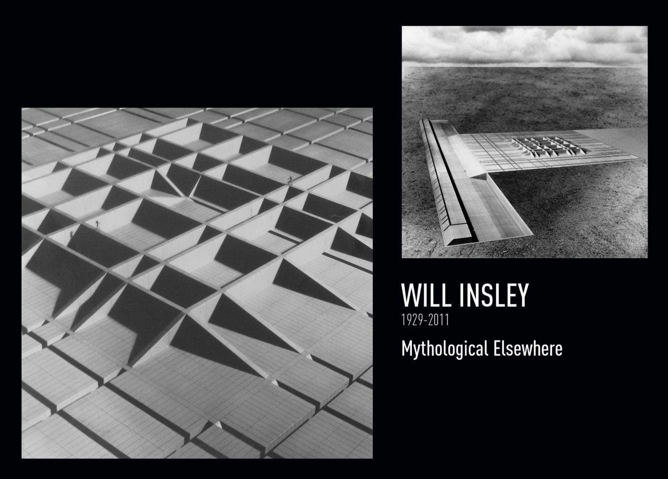 """Will Insley: """"Mythological Elsewhere"""" From ONECITY 1970s-90s   Events Calendar"""