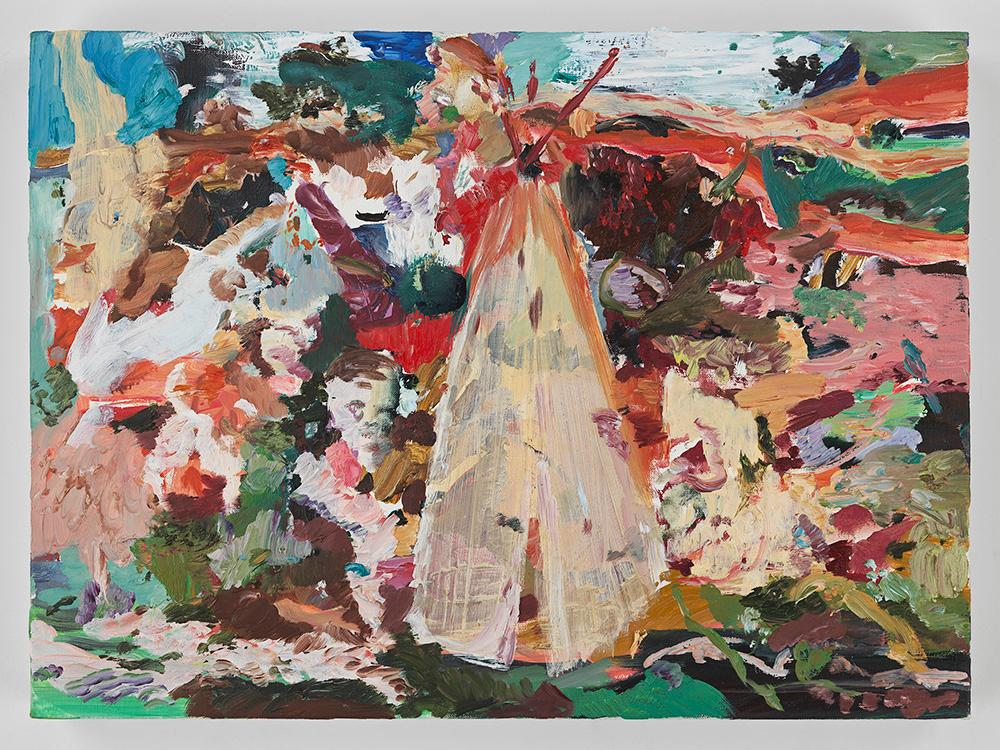 Painting and the Legacy of Feminism A discussion with Cecily Brown, Rosy Keyser, and Joan Semmel, moderated by Alison Gingeras | Events Calendar