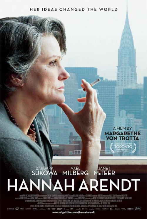 "CALA Spring 2017 Foreign Film Series: Margarethe von Trotta's ""Hannah Arendt""  | Events Calendar"