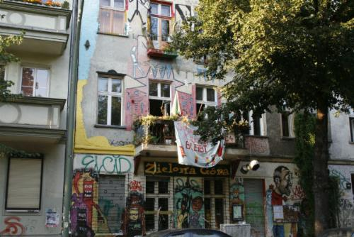 """Welcome to the Occupation: Squatting and Resistance from Berlin to New York""  