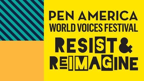 """PEN World Voices/Literary Mews: Tell Me What Democracy Looks Like""  