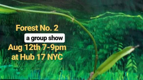 Forest No.2 show  | Events Calendar