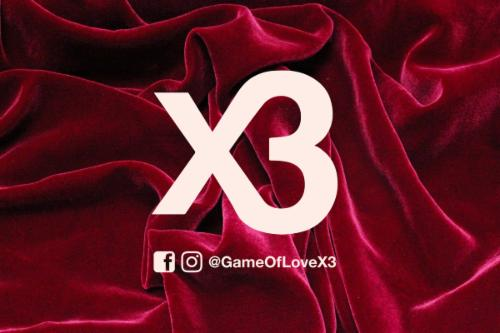 """Game Of Love x3"" //Intimacy For a Digital Age Live 
