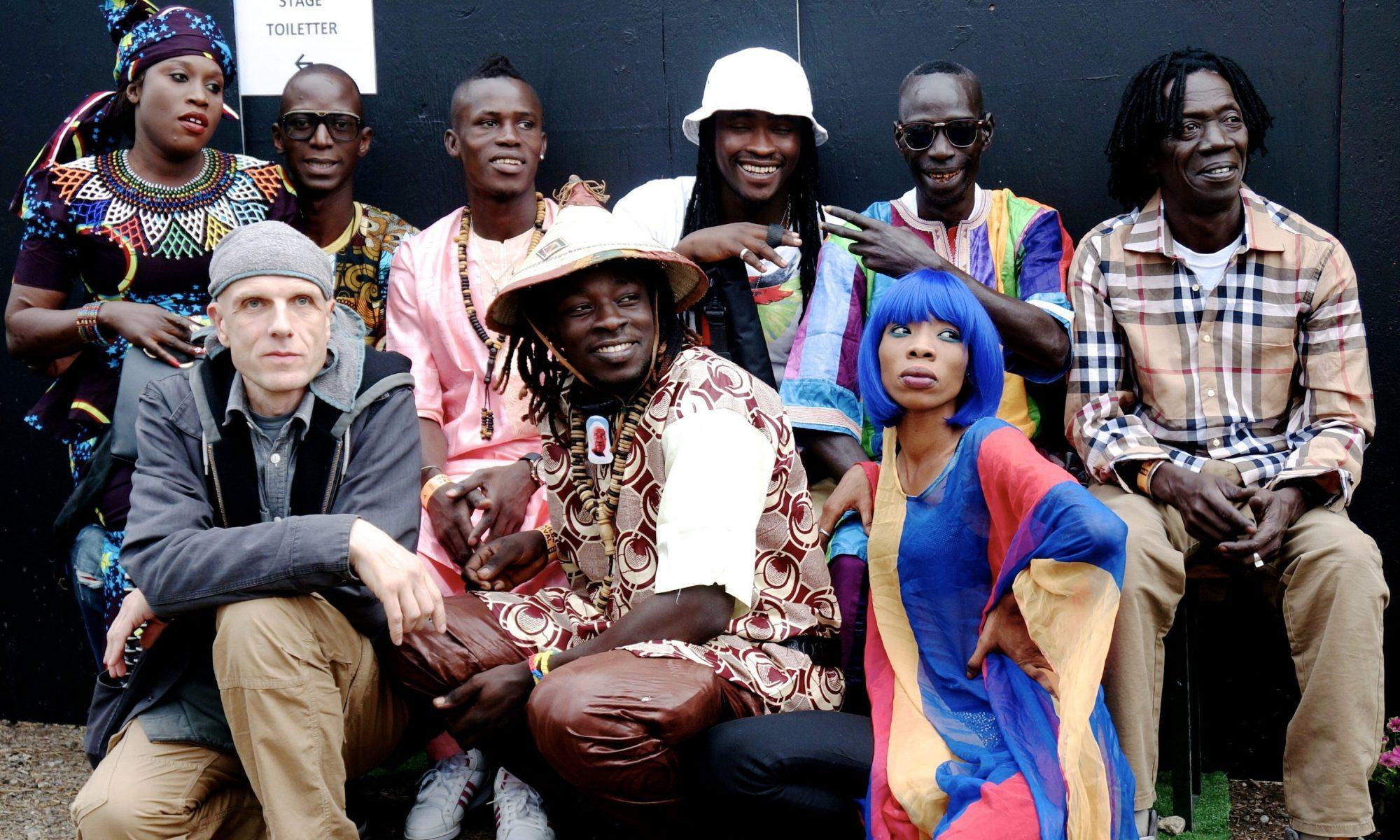 Mark Ernestus with Mbene Diatta Seck and Fatou Wore Mboup of Ndagga Rhythm Force  | Events Calendar