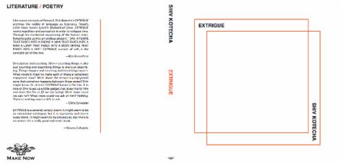 EXTRIGUE release party / KOTECHA / HAMILTON / SNELSON / JOHNSON  | Events Calendar