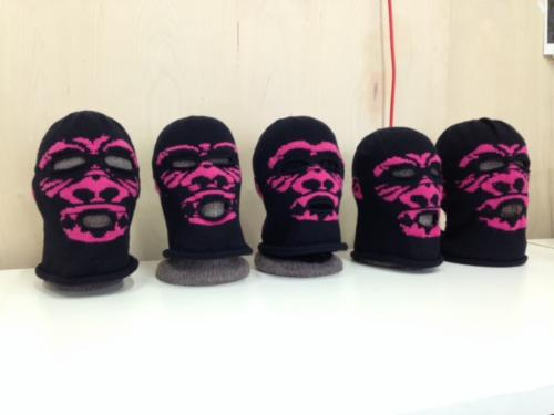 Campus Rape Knit-In: Guerrilla Girls BroadBand Led by Alla Horska  | Events Calendar