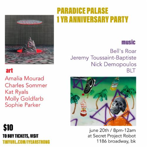"""""""1 Year in Paradice"""" Paradice Palase Anniversary Party 