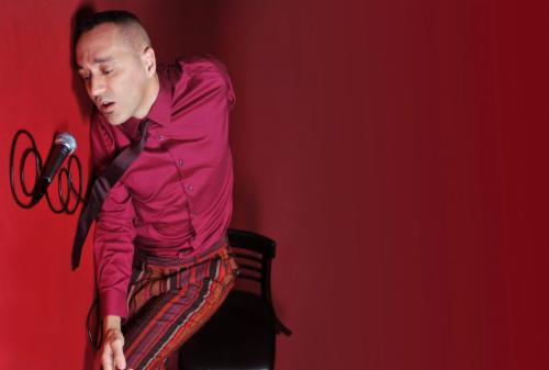 Curated by Meredith Monk: Theo Bleckmann's Hello Earth! The Music of Kate Bush    Events Calendar