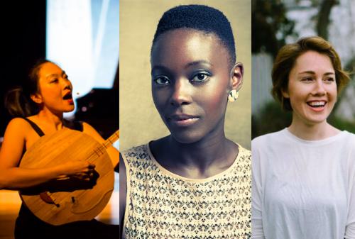 """Resonant Bodies Festival 2018: Jen Shyu, Caroline Shaw, Nathalie Joachim""    Events Calendar"