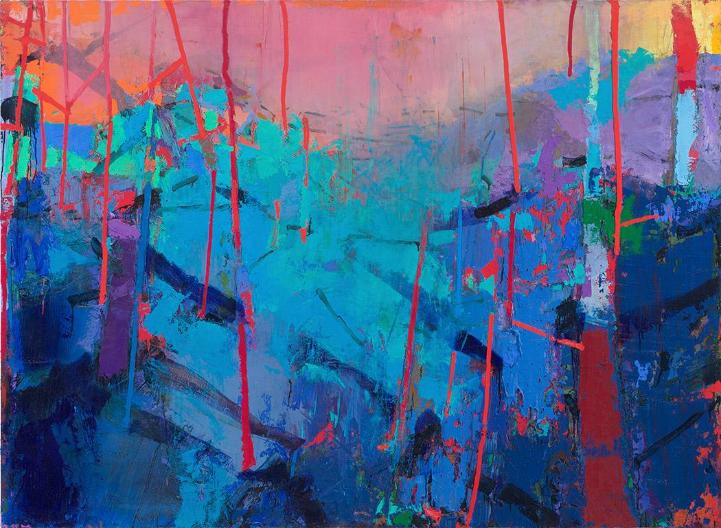 "Brian Rutenberg ""Lowcountry: New Paintings"" 