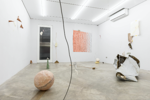"""""""Artists at Work: Pei-Hsuan Wang and Carolina Falkholt""""    Events Calendar"""