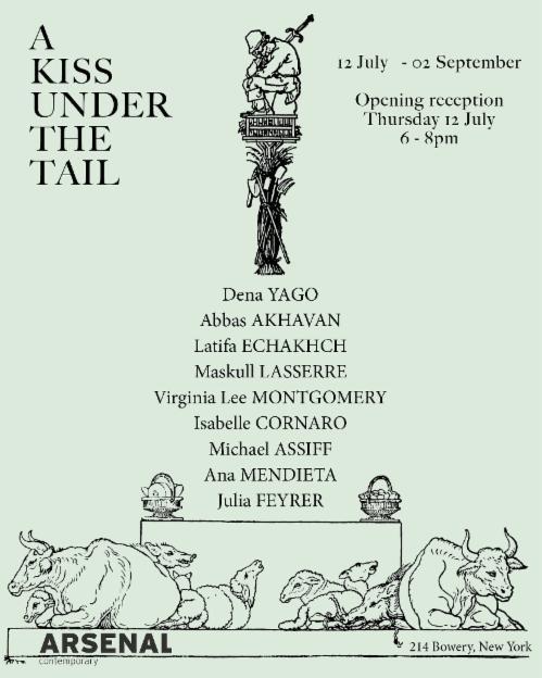 """A Kiss Under the Tail""    Events Calendar"