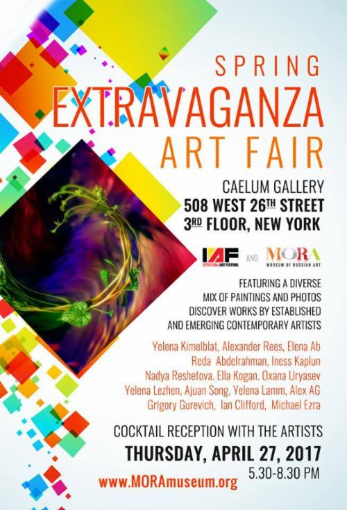 Calendar Art Fairs : Spring extravaganza art fair by mora museum of russian