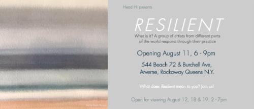 """RESILIENT""  | Events Calendar"