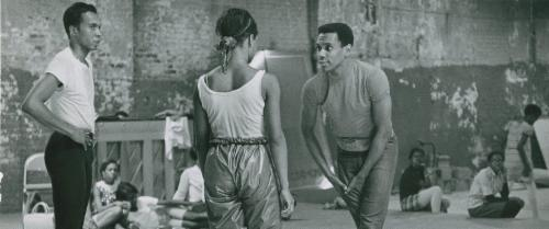 """Arthur Mitchell: Harlem's Ballet Trailblazer""  | Events Calendar"