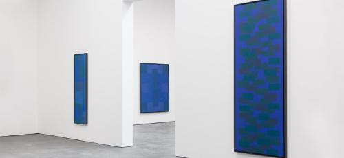 "Ad Reinhardt ""Blue Paintings"" | Events Calendar"