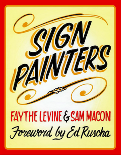 Film Screening: Sign Painters  | Events Calendar