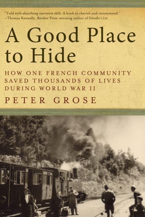 Peter Grose: A Good Place To Hide Author Talk | Events Calendar