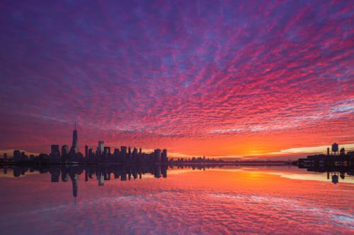 """Sunrise in the City""  | Events Calendar"