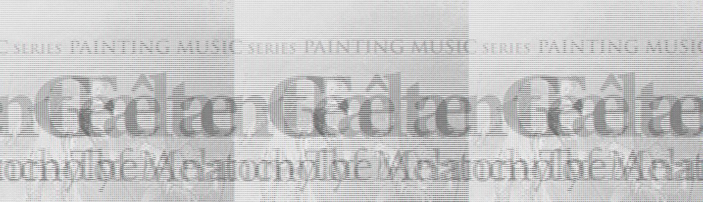 """""""Fête Galante""""    Events Calendar"""