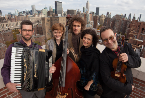 Ljova and the Kontraband Live at the Archway Series | Events Calendar