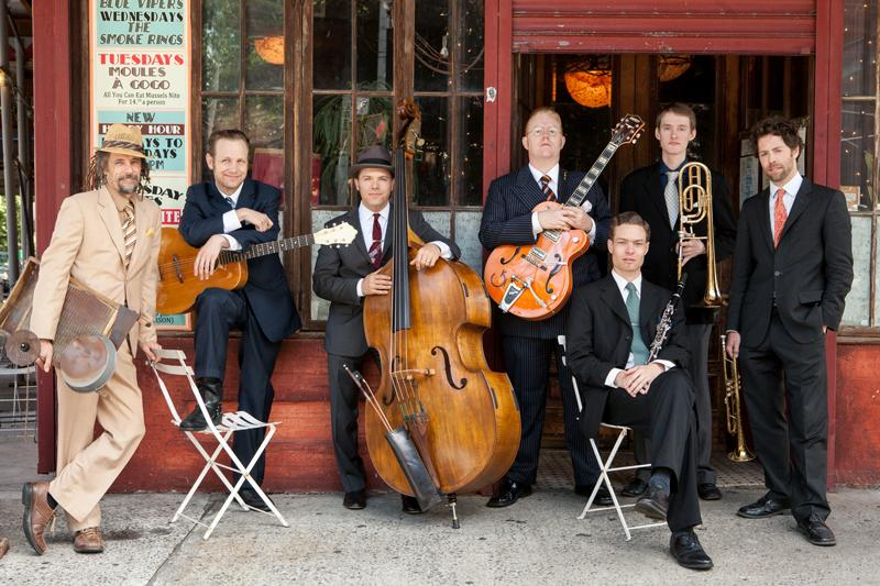 Blue Vipers Live at the Archway Series | Events Calendar