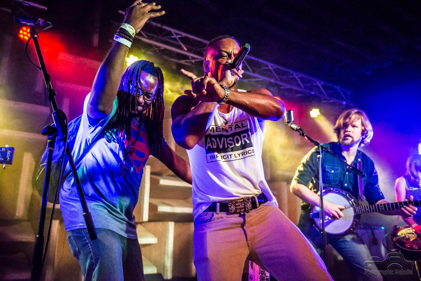 """""""Live at the Archway: Gangstagrass""""    Events Calendar"""