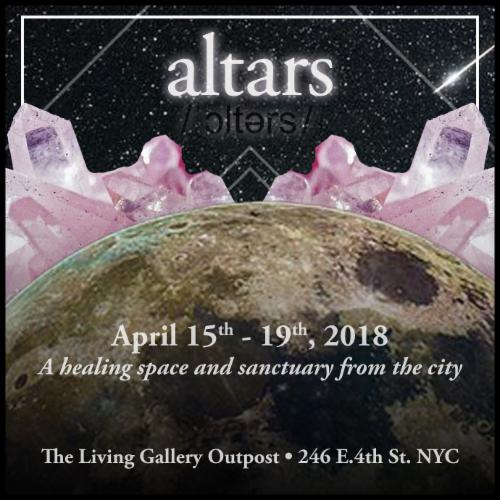"""Altars"" Healing Arts Festival 