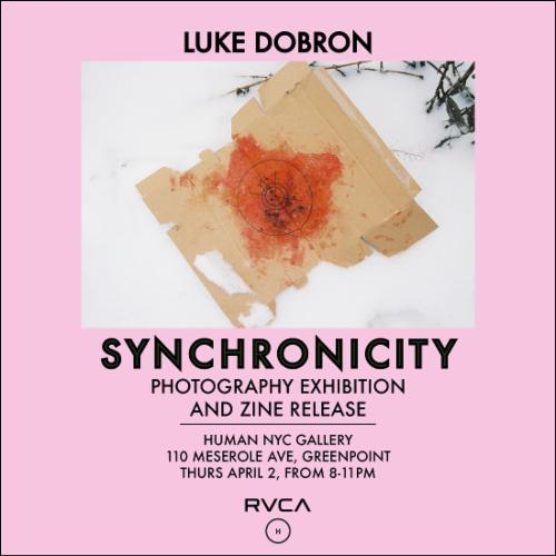 SYNCHRONICITY Photographic Exhibit & Zine Release | Events Calendar