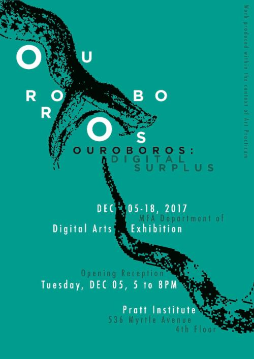 """Ouroboros: Digital Surplus""  