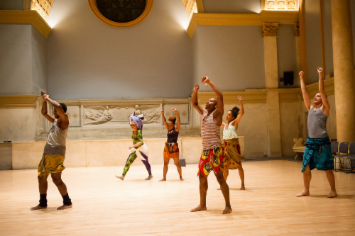 Movement Research at the Judson Church  | Events Calendar
