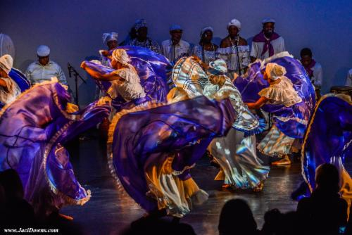 "Kulu Mele African Dance & Drum Ensemble ""From Mali to America"" 