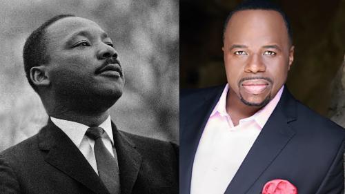 Martin Luther King Jr. Tribute: Spirit of Hope    Events Calendar