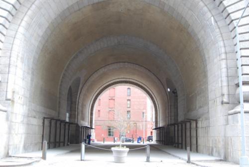 Venue profile for Archway Under the Manhattan Bridge