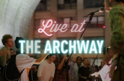 Live at the Archway The Space Station | Events Calendar