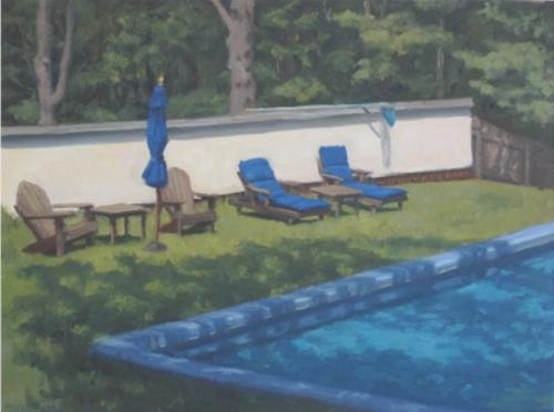 Everyone in the Pool An Exuberant Summer Group Show at the 440 Gallery | Events Calendar