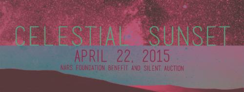 Celestial Sunset NARS Foundation Benefit & Silent Auction | Events Calendar