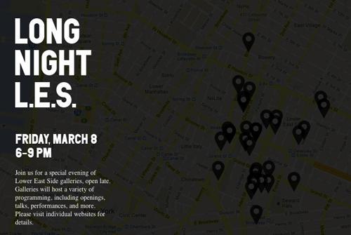 LONG NIGHT LES  | Events Calendar