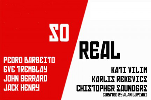 SO REAL  | Events Calendar