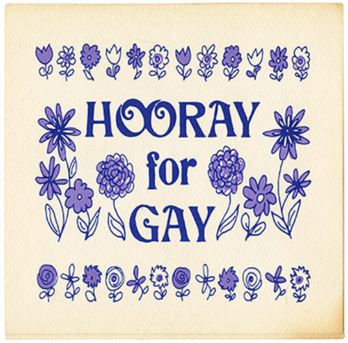 Hooray for Gay  | Events Calendar