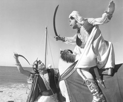 Federico Fellini: The White Sheik  | Events Calendar