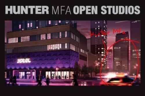 Hunter MFA / BFA Open Studios  | Events Calendar